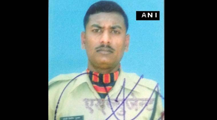 BSF jawan, martyred BSF jawan, Nitin Subhash Koli, martyred soldier, Jawan's family, jawan home, home after diwali, india news, indian express