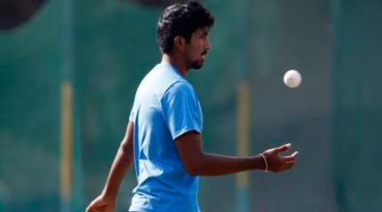 Fit-again Bumrah bowls with vigour in practice