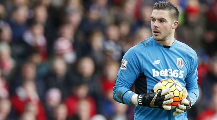 jack butland, stoke city, butland stoke city, butland injury, jack butland injury, stoke city goalkeeper, stoke city premier league, football news, sports news