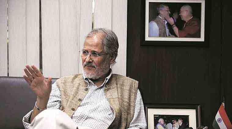 najeeb jung, najeeb jung resigns, jung resigns, delhi, delhi lg, DTC bus, DTC bus fare, bus fare, delhi government, indian express news, delhi pollution, pollution, india news, delhi news