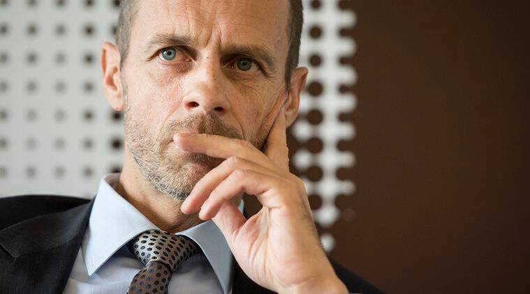 UEFA president Aleksander Ceferin open to Champions League final in NY