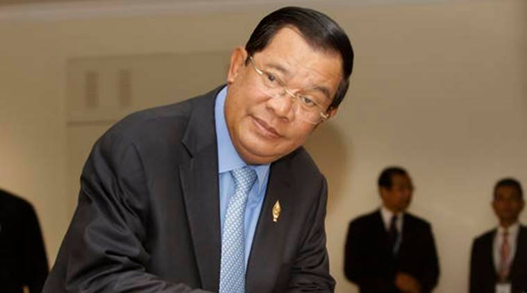 Cambodia, Cambodia news, Hun Sen, Cambodia-Hun Sen, Hun Sen-opposition parties, world news, international news, Indian Express