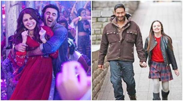 Ae Dil Hai Mushkil, Shivaay, Ae Dil Hai Mushkil, Ae Dil Hai Mushkil vs Shivaay, Karan Johar vs Ajay Devgn, karaj johar film, Ae Dil Hai Mushkil vs Shivaay box office, Ae Dil Hai Mushkil cast, Shivaay cast, Shivaay adhm, adhm, Diwali release, Ae Dil Hai Mushkil release, entertainment news, indian express, indian express news