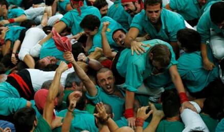 castell competition, 26th Human Tower Competition, castell, catalan culture, spain, spain human tower competition, spain castell competition, human tower, human tower spain, spain human tower, spain festival, october festivals, spain castell festival pics, spian castell festival photos,
