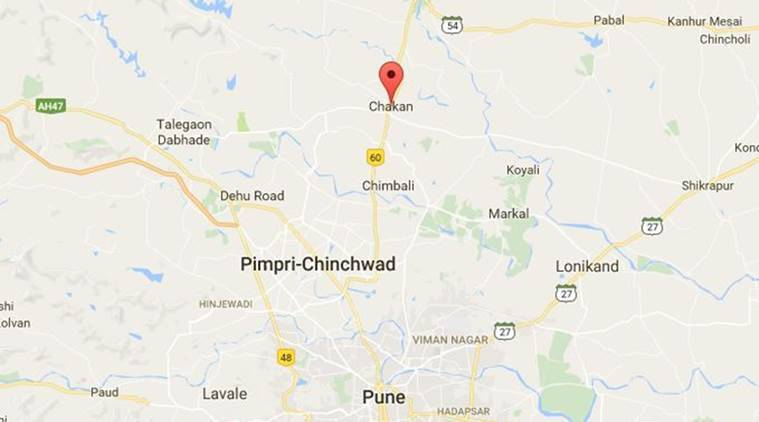 fire, godaown fire, pune fire, pune godown fire, chakan godown fire, news, latest news, India news, national news, Pune news, Maharashtra news