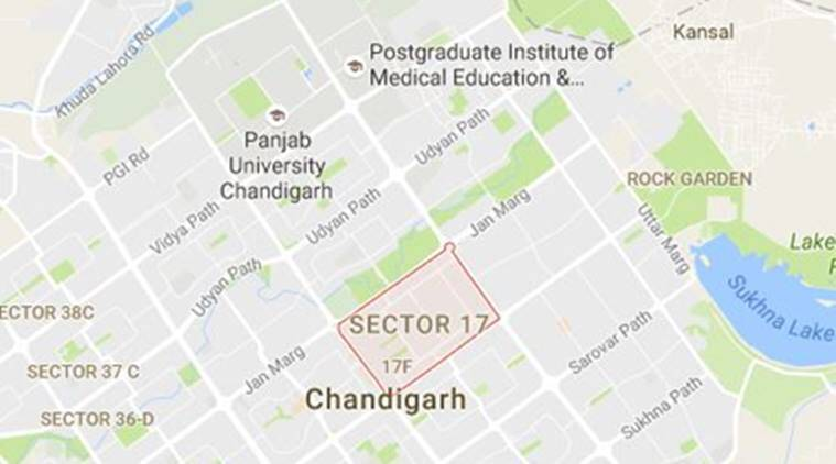 Chandigarh, Chandigarh sector 17, Chandigarh Shop buddings, latest news, India news, latest India news, Punjab news, Chandigarh latest news