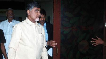 Chandrababu Naidu 'intimidation' remarks: YSR Congress meets EC chief, alleges corruption in by-poll