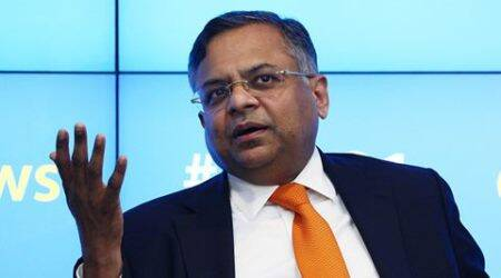 TCS chief Chandrasekaran takes over in February 21: 'In keeping with ourvalues'