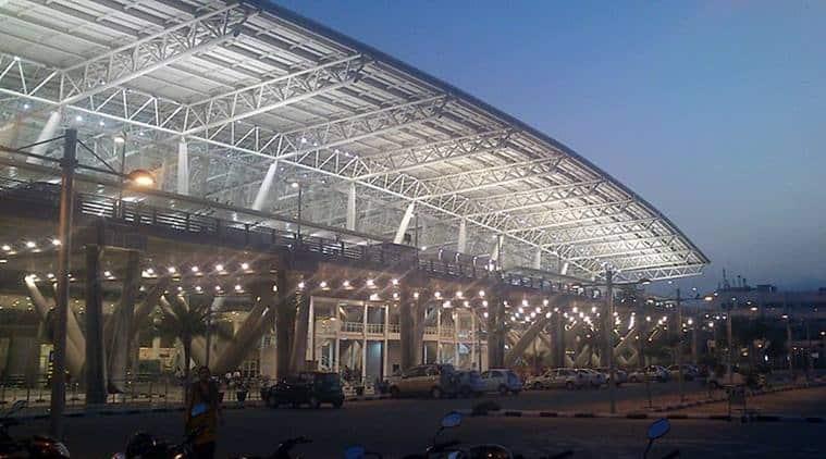 Bomb threat alert at chennai airports