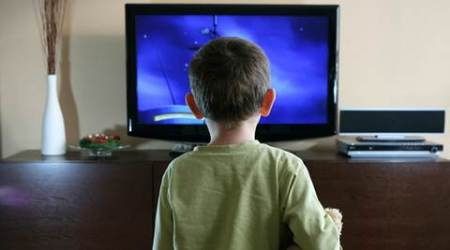 Children watching TV, Children who watch too much TV, TV watching by children, TV watching by children, latest news, India news, World news, scientific research news, latest news