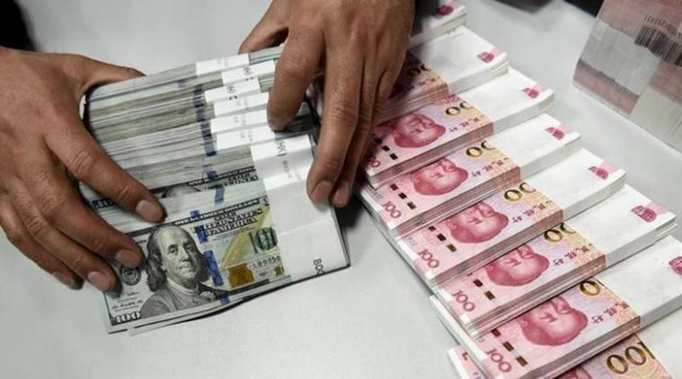 China forex, China foreign exchange, China foreign exchange reserves, China economy, yuan, China currency, China central bank, global financial market, dollar, US dollar, World news, World market