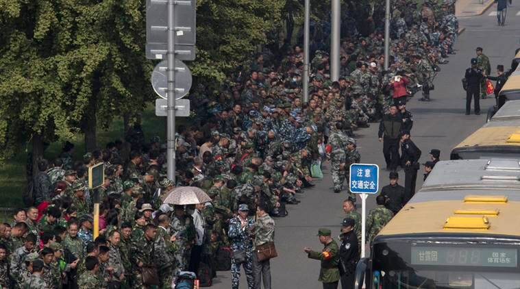 china, china military, chinese armed forces, chinese military reform, military reform china, china news, world news