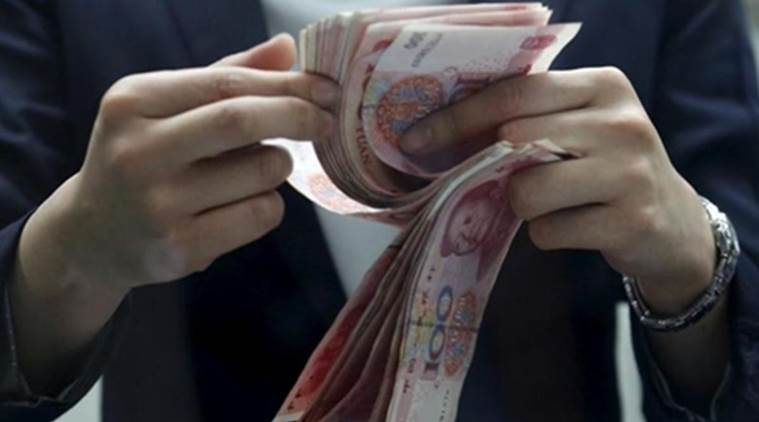 Yuan, China currency, currency China, Chinese currency, currency Chinese, Yuan Chinese currency, Chinese currency Yuan, US dollars, Beijing, business, Indian Express