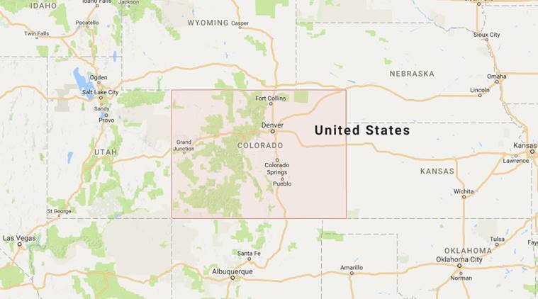 Colorado, Colorado air force base chemical leak, colorado air force base contaminated water, contaminated water leak colorado air force base, us news, colorado news, world news, indian express