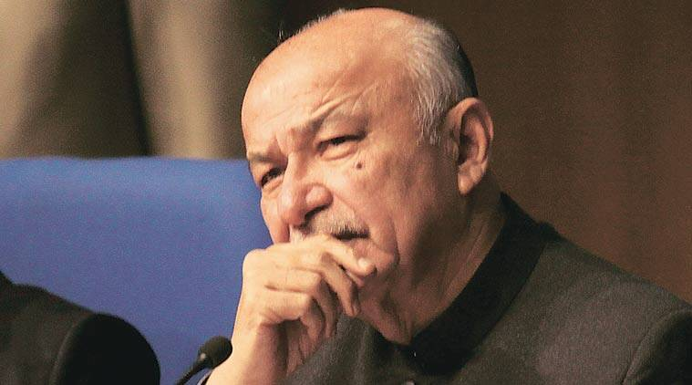 Sushilkumar Shinde, submit report, Haryana Congress clash, Ashok Tanwar,former Haryana CM, former chief minister, Bhupinder Singh Hooda, india news, indian express news