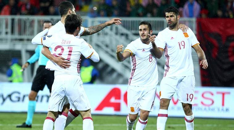 spain vs albania, albania vs spain, spain football, football spain, world cup qualifiers, 2018 world cup, world cup 2018, football news, football