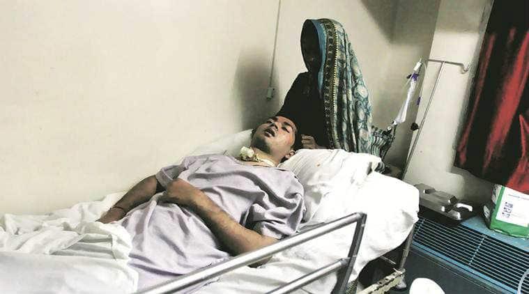 CRPF, CRPF jawan, Maoists, Maoists Bastar, Maoists CRPF, Jitendra Kumar, Prakash Hospital noida, india news