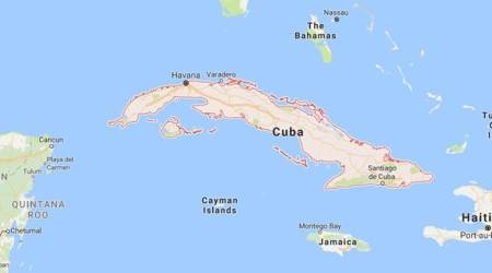 Cuban military plane crashes, killing 8 troops onboard