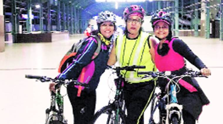mumbai, mumbai cycling, cycling people, mumbai cycle enthusiasts, cycle riders mumbai, cycling trend mumbai, cycle use mumbai, mumbai cycle, mumbai news, india news