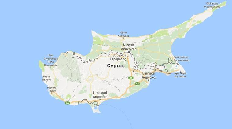 Cyprus 93 migrants helped ashore the indian express cyprus migrants migrant boat cyprus refugees news latest news world news gumiabroncs Image collections