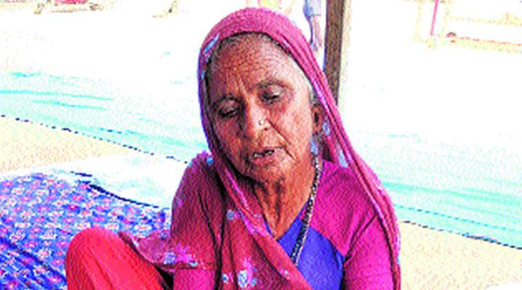 Dalit soldier mother, dalit mother, soldier's mother, dalit woman, dalit soldier murder, dalit murder, reopen case, mother indefinite hunger strike, india news, indian express