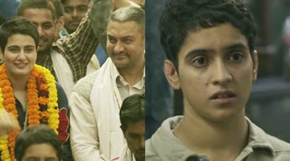 Dangal: Not Aamir Khan, let's talk about his Dangal daughters Fatima Sana Shaikh, Sanya Malhotra
