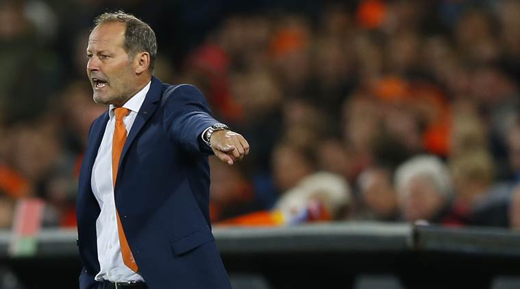 danny blind, blind, netherlands, netherlands football, netherlands world cup, netherlands manager, dutch manager, netherlands vs france, football news, sports news