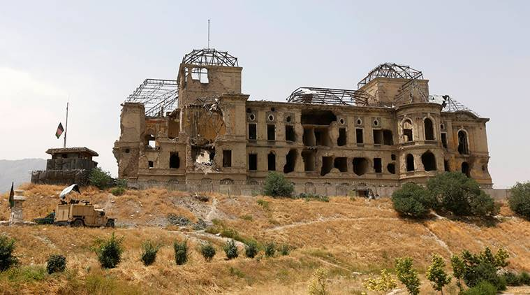 Hopes For Revival Pinned On Afghan Palace Restoration World News