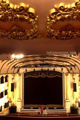 Mumbai's magnificent Royal Opera House reopens to a spectacular opera performance