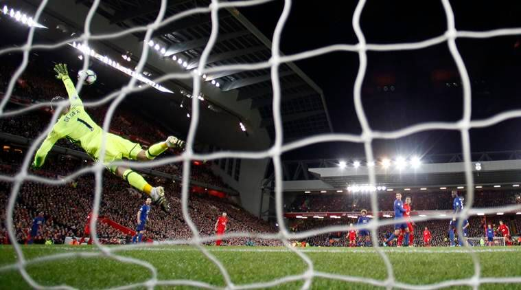 David De Gea, De Gea, De Gea United, Manchester United, Man Utd, Liverpool, Liverpool vs Manchester United, Liverpool vs Man Utd, LFC, Man Utd, Man U, Liverpool Man Utd score, EPL, English Premier League, football, football news, sports, sports news
