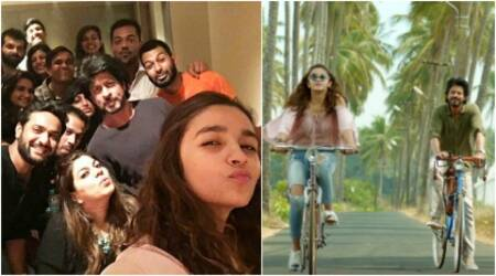 dear zindagi, dear zindagi film, dear zindagi shah rukh khan, dear zindagi alia bhatt, shah rukh alia bhatt, srk alia, srk, shahrukh, dear zindagi news, dear zindagi wrap up party, srk alia gifts, dear zindagi fifts, dear zindagi film, dear zindagi trailers, dear zindagi gauri shinde, dear zindagi story, shah rukh film, alia bhatt film, shahrukh next film, alia bhatt next film, dear zindagi updates, bollywood upcoming film, bollywood news, entertainment updates, indian express, indian express news
