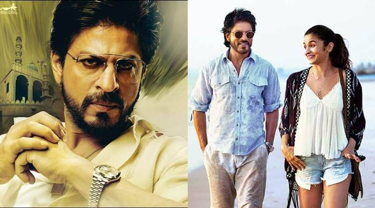 Dear Zindagi, Raees, MNS