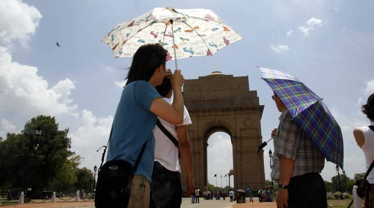 delhi, delhi weather, delhi temperature, weather news, delhi humid, humid delhi weather, delhi news, india news