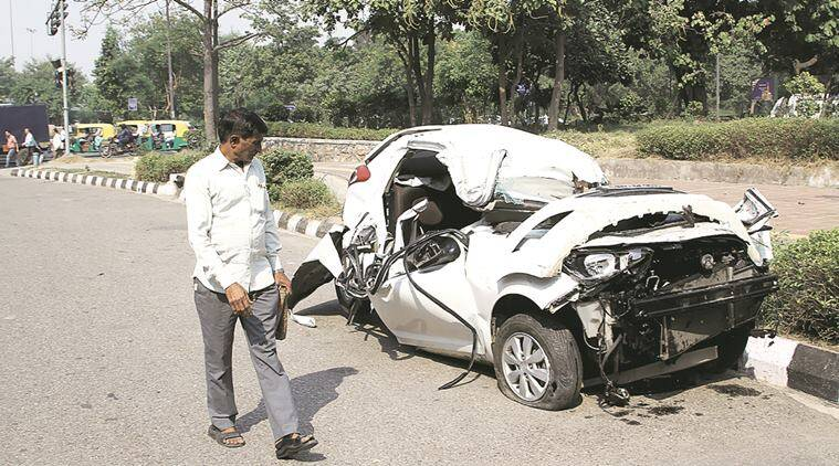 accident, delhi accident, delhi accident deaths, delhi secretariat accident, delhi police, indian express news, delhi, delhi news