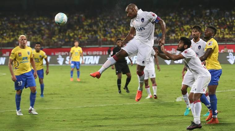 isl, indian super league, kerala balsters vs delhi dynamos, kerala vs delhi, kerala blasters vs delhi dynamos result, kerala vs delhi score, isl 2016, indian super league 2016, indian super league scores, football news, sports news