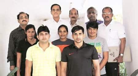 Delhi, Delhi police, Delhi police wrestlers, Delhi wrestlers, national wrestling, india wrestling championship, india news, sports news
