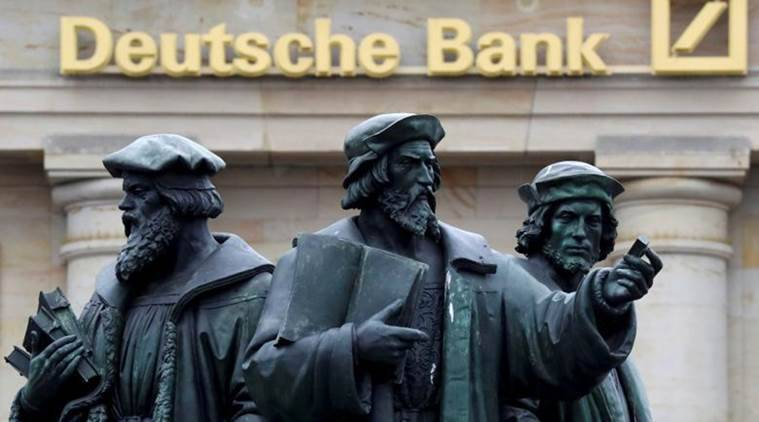 FBI eyes Deutsche Bank after money-laundering report