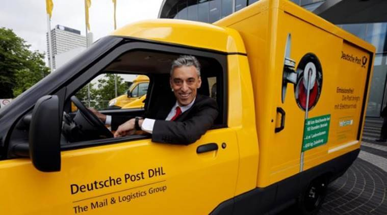 Deutsche Post, Deutsche Post German Logistics, Deutsche Post auto industry, Deutsche Post technology, Deutsche Post vehicles, Deutsche Post electric vans, business, Business news, World news, business companies