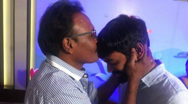 Dhanush is the younger son of filmmaker Kasthuri Raja. He made his debut as an actor in 2002 with Thulluvadho Ilamai, which was helmed by his director father.