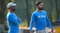 Raina remains unfit, Rohit spends time at nets in Mohali
