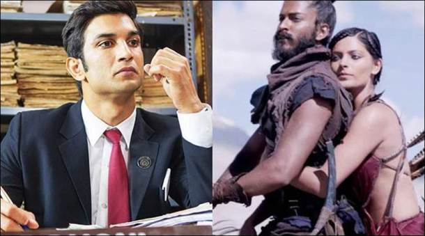 Mirzya,MS Dhoni The Untold Story, Harshvardhan Kapoor, Saiyami Kher, MS Dhoni The Untold Story film, MS Dhoni biopic, MS Dhoni, MS Dhoni box office, Sushant Singh Rajput