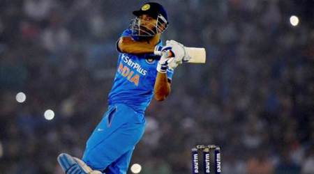 MS Dhoni, being upwardly mobile