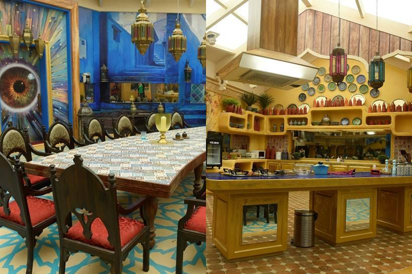 Images of bigg boss house