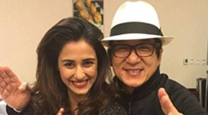 Disha Patani, Disha Patani Jackie Chan, Disha Patani MS Dhoni, entertainment