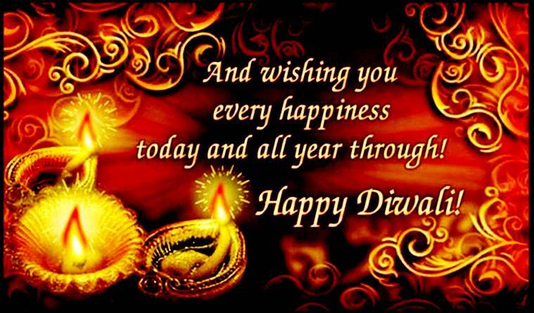 Download Free Diwali Greetings 2017
