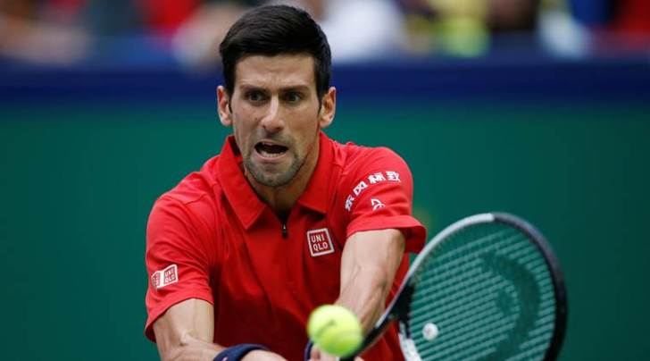 Novak Djokovic, Djokovic, Nick Kyrgios, Kyrgios, Nick Kyrgios controversies, Shanghai Masters, Shanghai Masters 2016, tennis news, Tennis