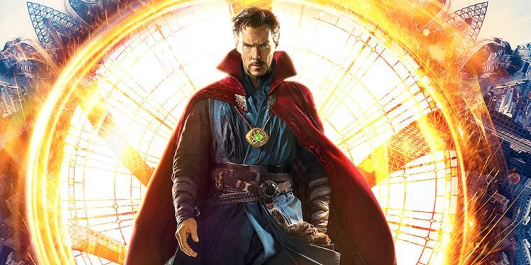 Check Out a New TV Spot For Doctor Strange