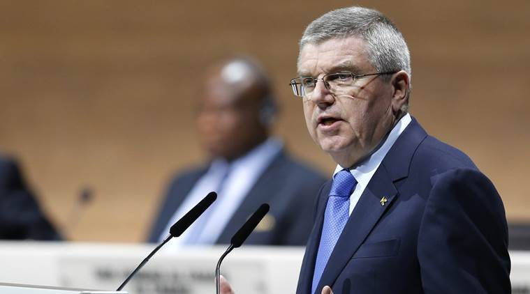 ioc, international olympic committee, olympics doping, ioc doping, ioc presidednt, thomas bach, bach, sports newss