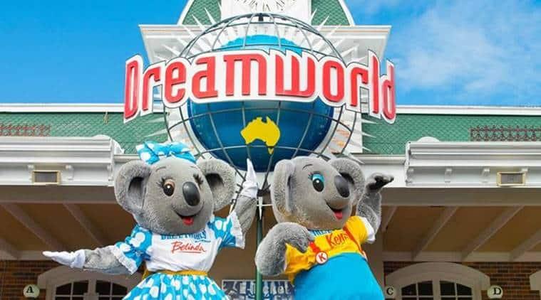 Australia Dreamworld theme park, Australia dreamworld reopen, Australia dreamworld park mishaps, dreamworld australia reopens, australia, sydney, world news, indian express news