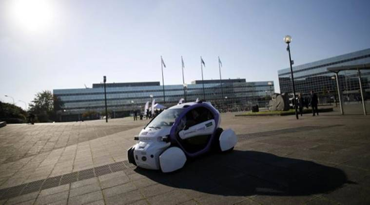 Transport Systems Catapult, Oxford Robotics Institute, Driverless cars in UK, Driverless cars in united kingdon, Driverless cars news, latest news, India news, latest news, World news, tech sience, tech news, latest news